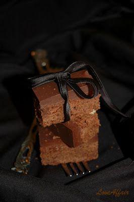 ... LoveAffair Cakes by mirela …: Cokoladne Kocke