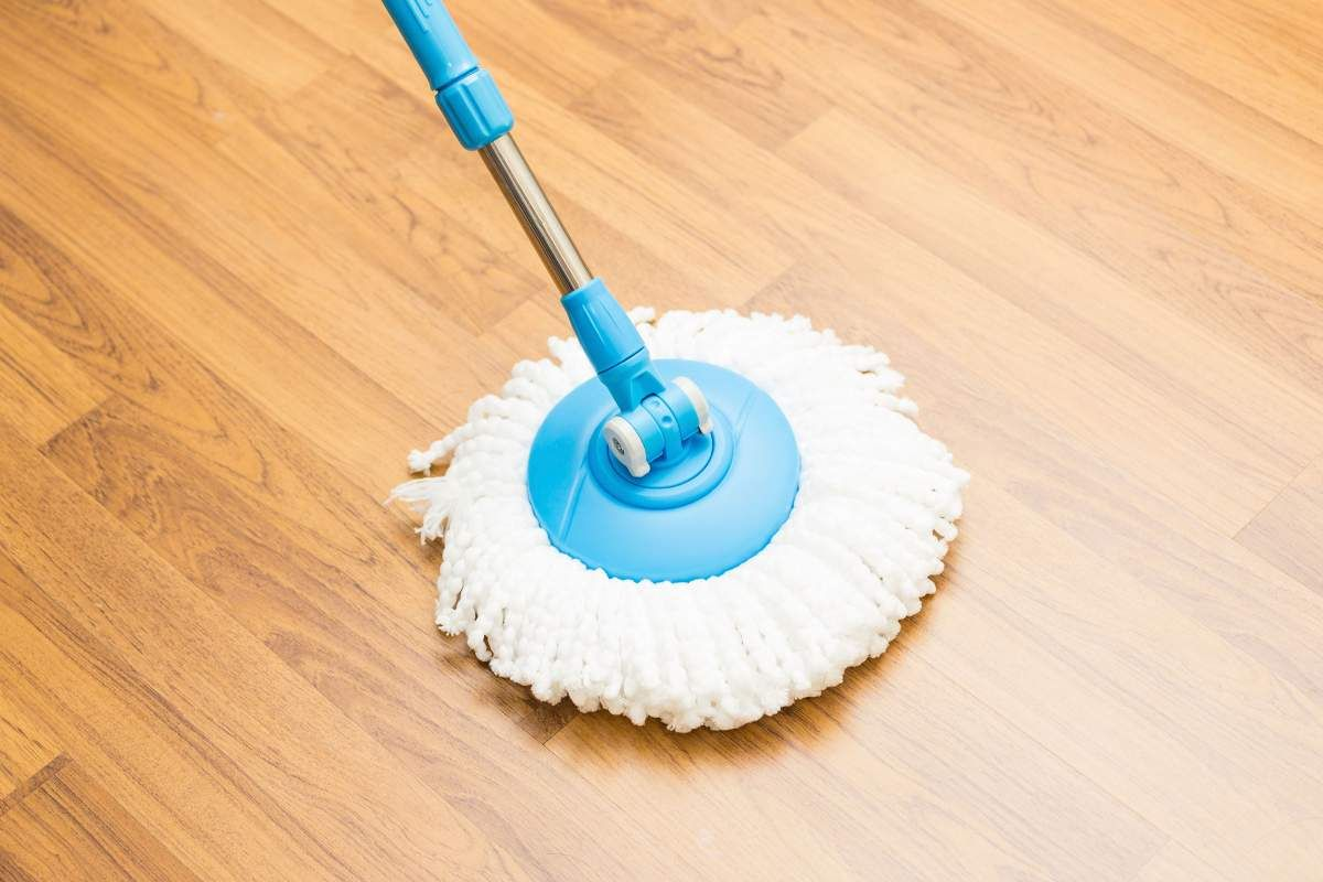 How To Clean Vinyl Floors Using Simple Materials Floor