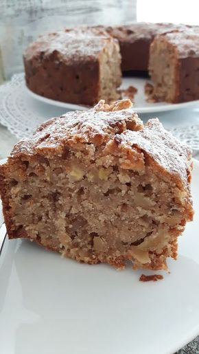 Rezept Fur Apfel Walnuss Kuchen Rezept Kuchen Rezepte Walnusskuchen Und Kuchen
