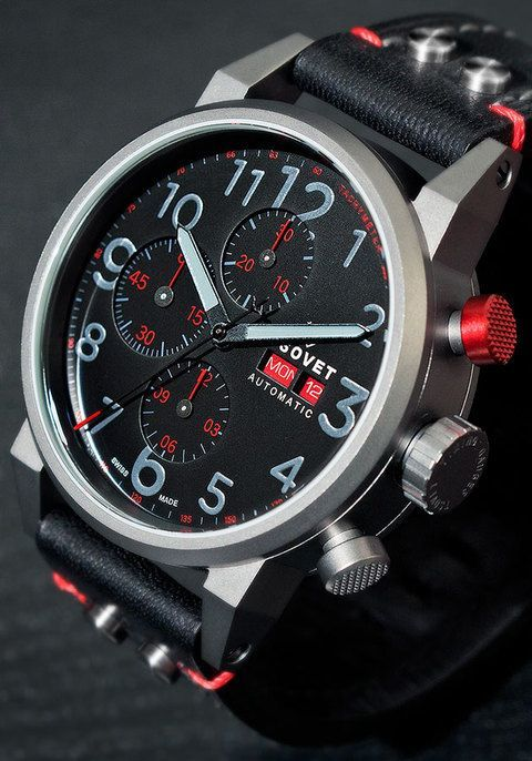 Watchismo.com offers the most amazing selection of Cool watches, Unusual watches & cool watch designs.  Unique watches from around the world.