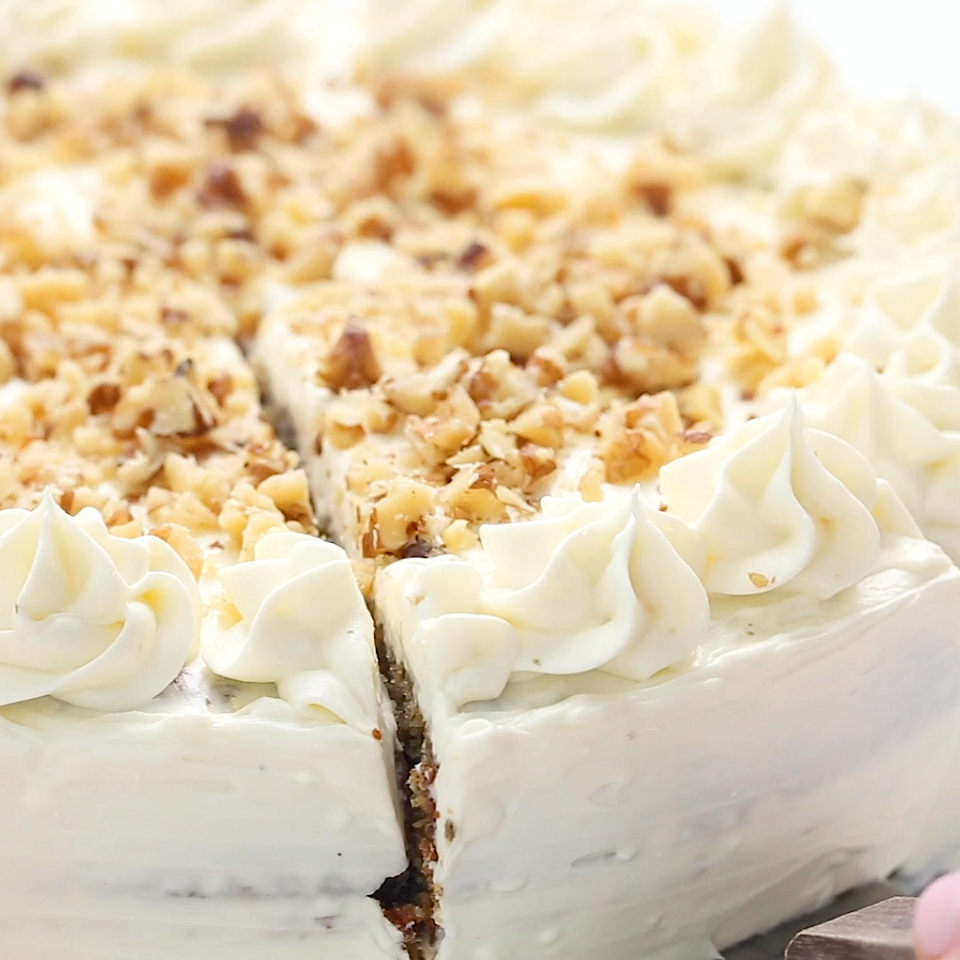 Keto Carrot Cake Cheesecake These is a special cak