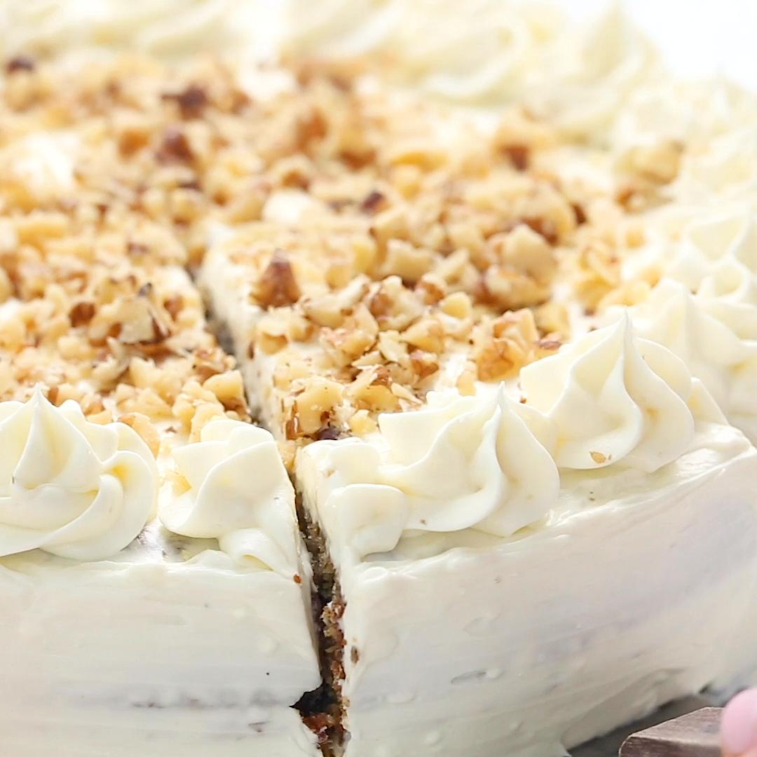 Keto Carrot Cake Cheesecake