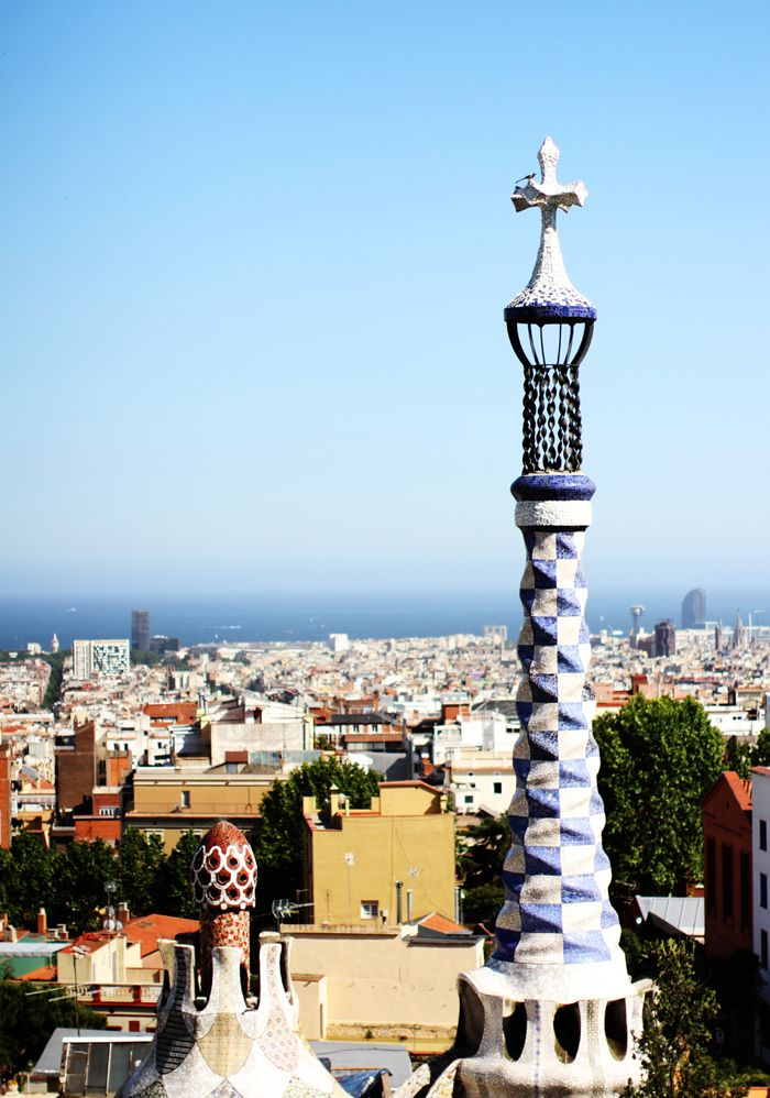 Barcelona!  One of my top favorite weekend trips from the semester