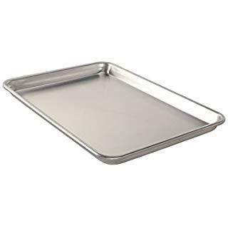 Amazonsmile Nordic Ware 47400 1 8 Sheet Pan One Size Aluminum Kitchen Dining Nordic Ware Sheet Pan Kitchen Dining