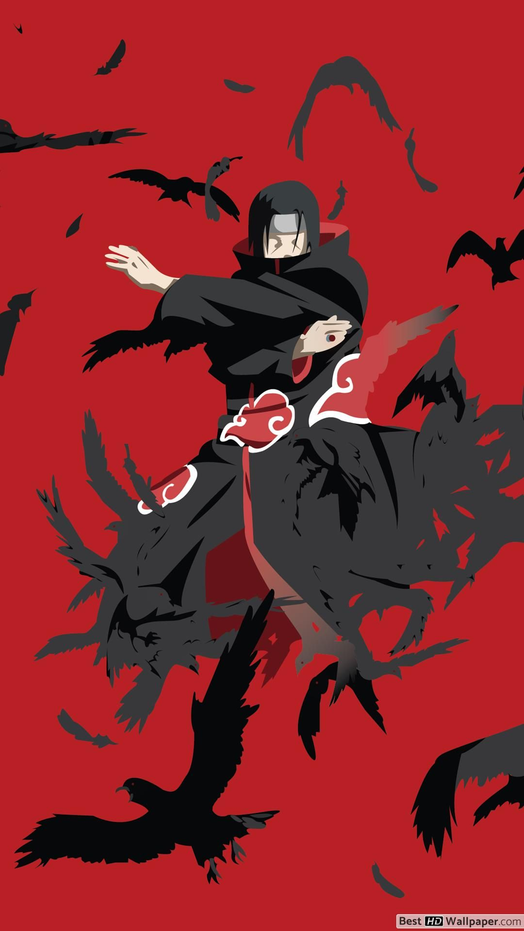 Itachi Uchiha Wallpaper Iphone 599203 Wallpaper Naruto Shippuden Itachi Uchiha Art Naruto Wallpaper Iphone