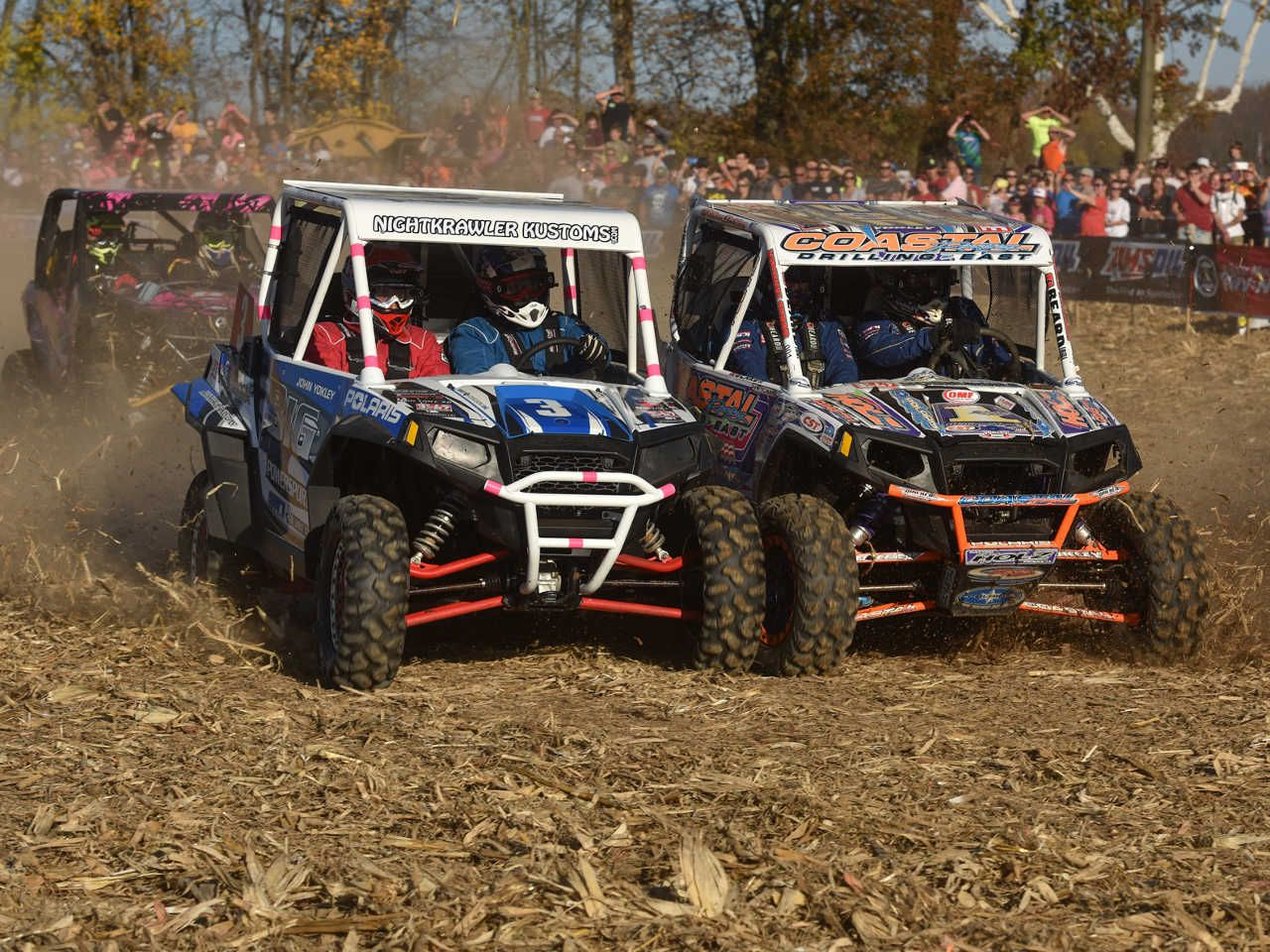 Team Big Country Powersports Puts In A Hard Fight For The
