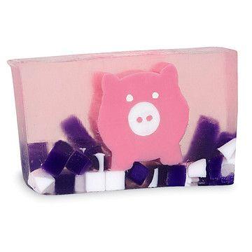 pink pig bar soap