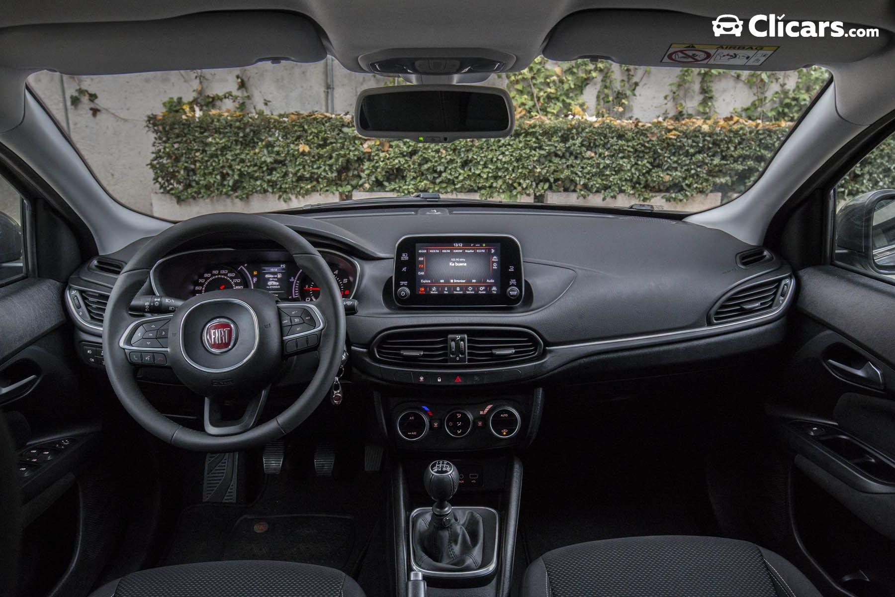 Fiat Tipo fire 1.4 95cv (4p) (95cv) 2016 (Gasolina) -  #Motor #Carroceria #Drive #Road #Fast #Driving #Car #Auto #Coche #Conducir #Comprar #Vender #Clicars #BuenaMano #Certificación #Vehicle #Vehículo #Automotive #Automóvil #Equipamiento #Boot #2016 #Buy #Sell #Cars #Premium #Confort #fiat #tipo #fire