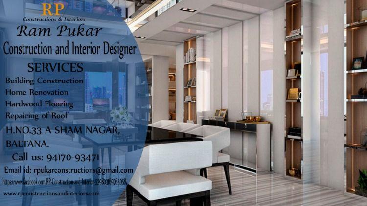 Best Interior Designer In Chandigarh Home Renovation Renovations