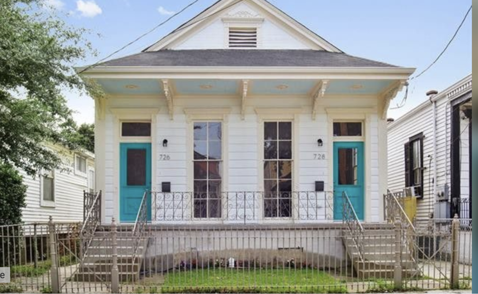 Pin By N K On Exterior House New Orleans Homes Louisiana Homes