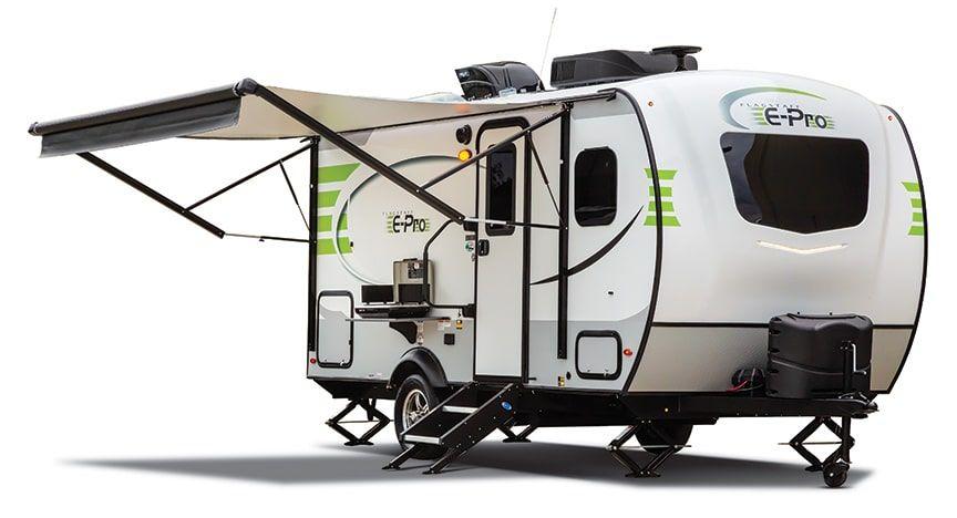 Family Friendly Rv Flagstaff E Pro E16bh Small Travel Trailers
