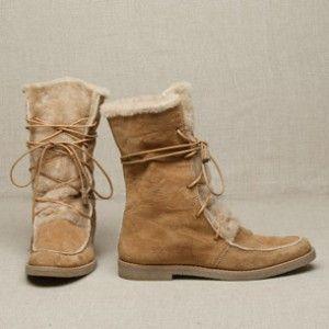 Manitoba Shearling Boots | Style | Pinterest | Boots, Shearling ...