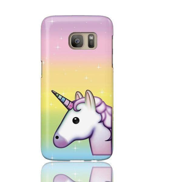 cover samsung j3 6 unicorno