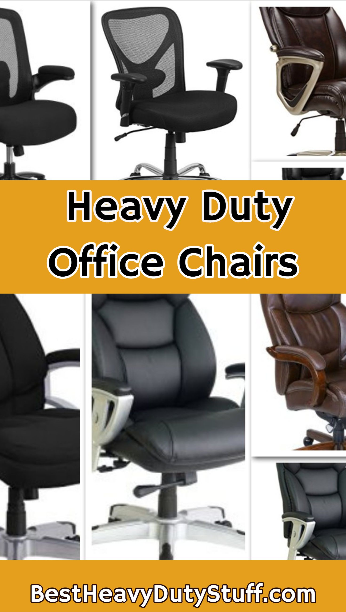 2020 Best Heavy Duty Office Chairs For Heavy People Office