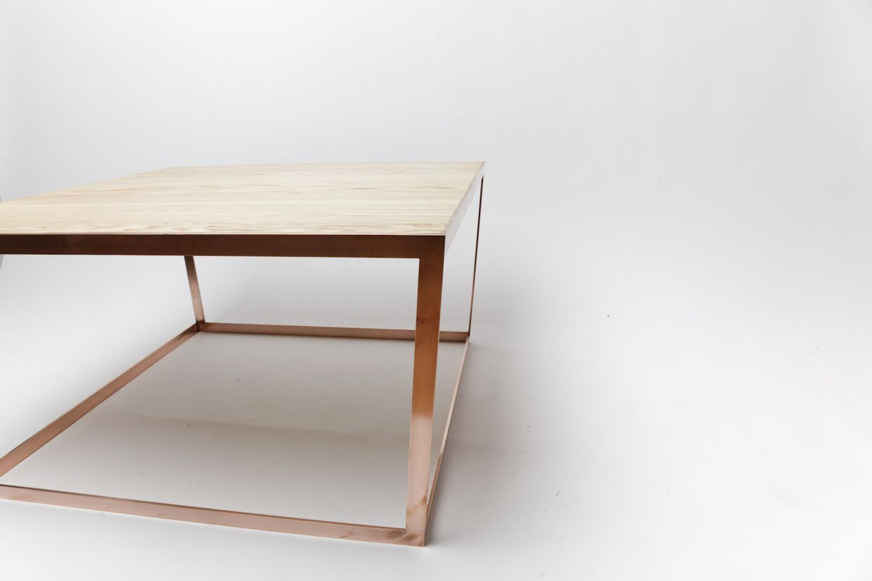 Iacoli mcallister frame coffee table coppernatural mi iacoli mcallister frame coffee table coppernatural geotapseo Image collections