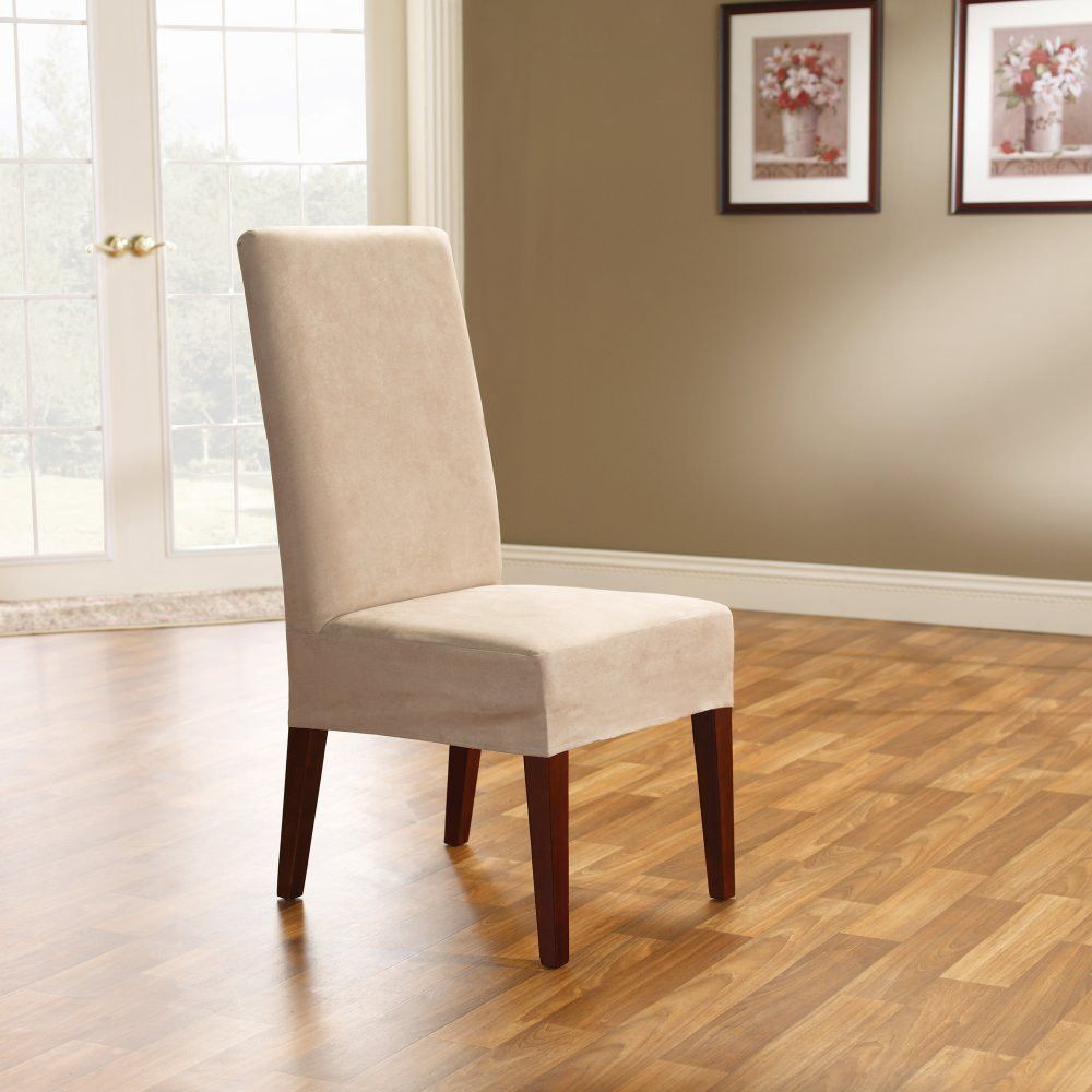 77 Dining Room Chair Slipcovers Short