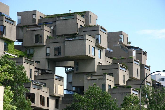 Habitat Düsseldorf moshe safdie s habitat 67 montreal canada architecture modern