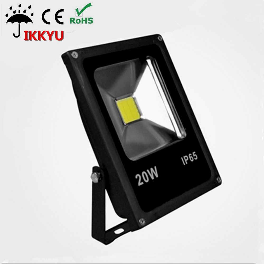 LED Flood Light 20w Waterproof Outdoor Garden Lights Led Advertising Lamp  Door Lights Stadium Lights AC85