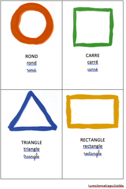 Les formes géométriques en 2020 | Formes géométriques, Géométrie, Formes