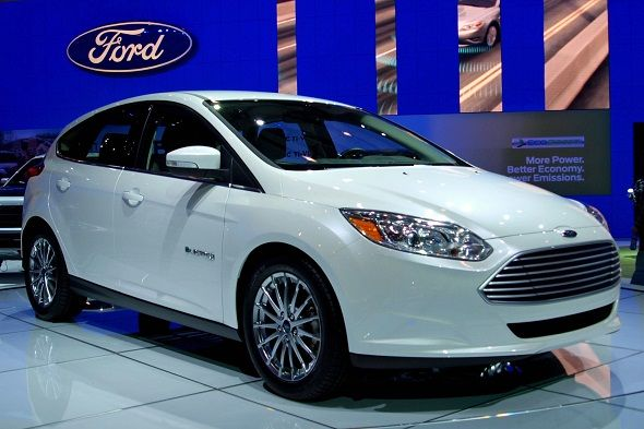 After Tesla Ford Is Opening Up Its Electric Vehicle Patents For