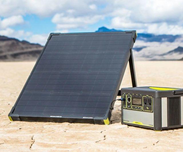 Goal Zero Solar Panels Gadget In 2020 Solar Panels Best Solar Panels Solar Generator