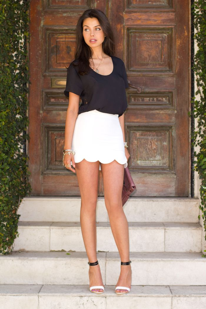 asos – Short Skirts and High Heels