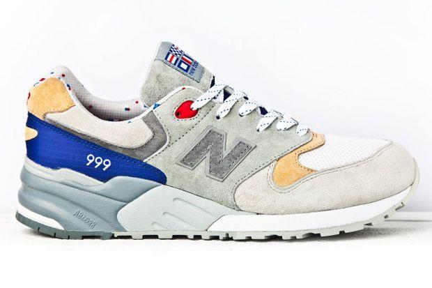 Footwear · Anything New Balance.