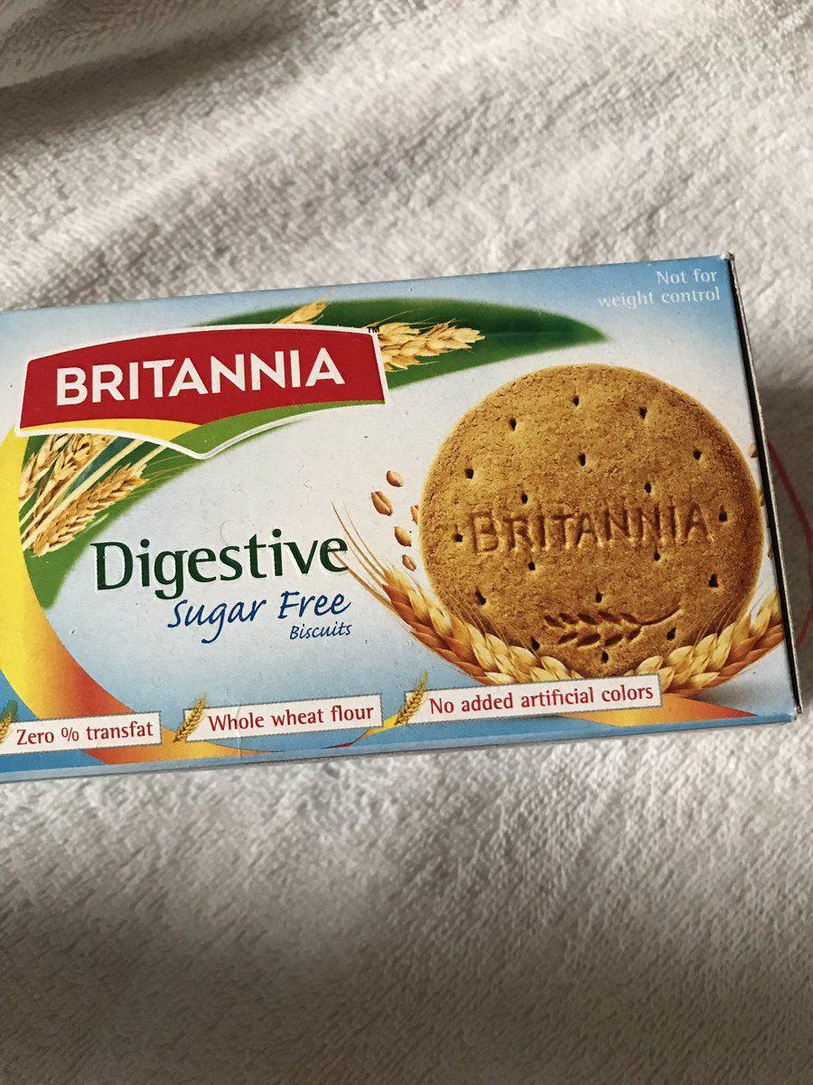 بسكوت دايجستف بدون سكر بريتانيا يسمن أو لا Recipe Sugar Free Biscuits Beauty Care Routine Whole Wheat Flour