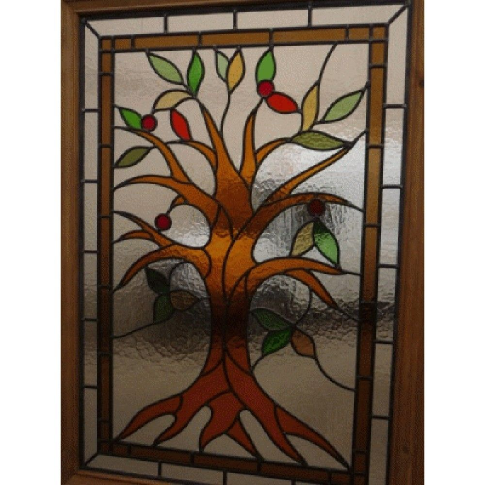 Tree Stained Glass Patterns Google Search Stained Glass