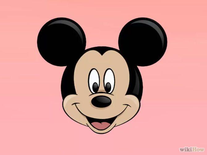 How To Draw Mickey Mouse ม คก เมาส ม นน เมาส การ ต นน าร ก