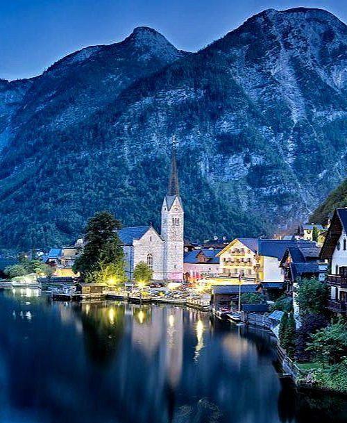 Hallstatt - Austria Must See This