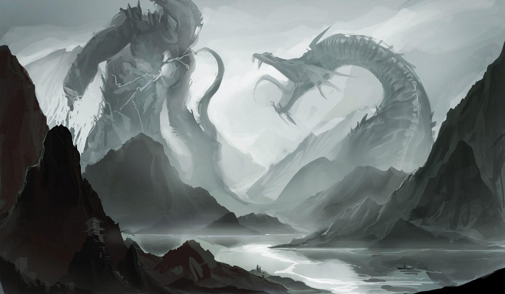 Fantasy Battle Wallpaper Fantasy Battle Fantasy Images Giant Monsters Fantasy giants wallpapers fantasy