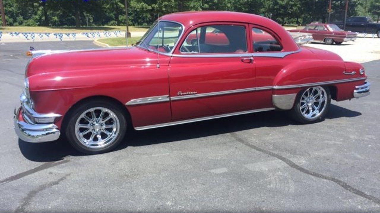 1951 Pontiac Chieftain for sale near Paris, Kentucky 40361