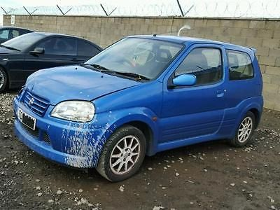 Ebay 2005 Suzuki Ignis Sport Salvage Only Done 50000 And With
