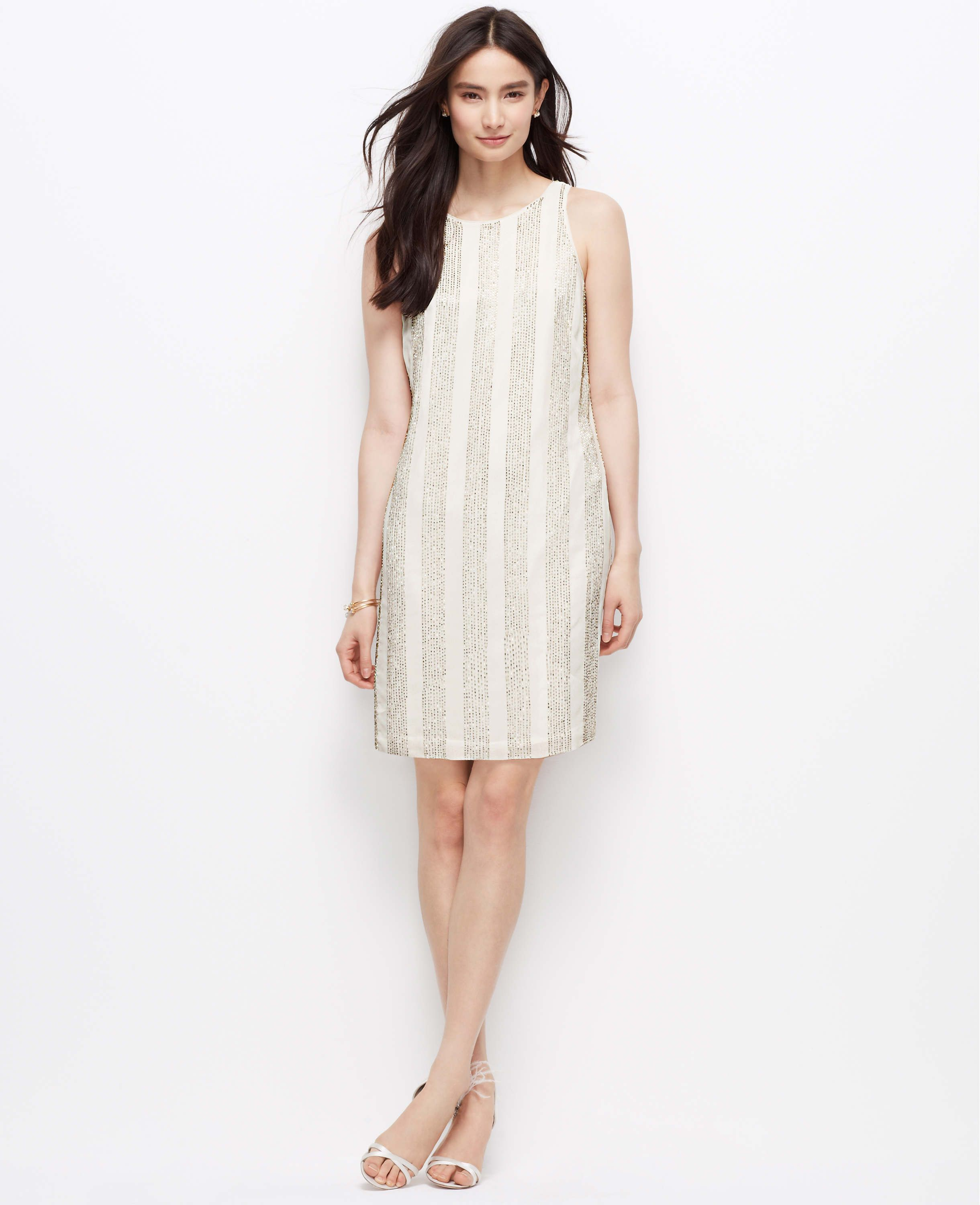 Beaded stripe dress ann taylor e v e n t a t t i r e pinterest beaded stripe dress ann taylor ombrellifo Images