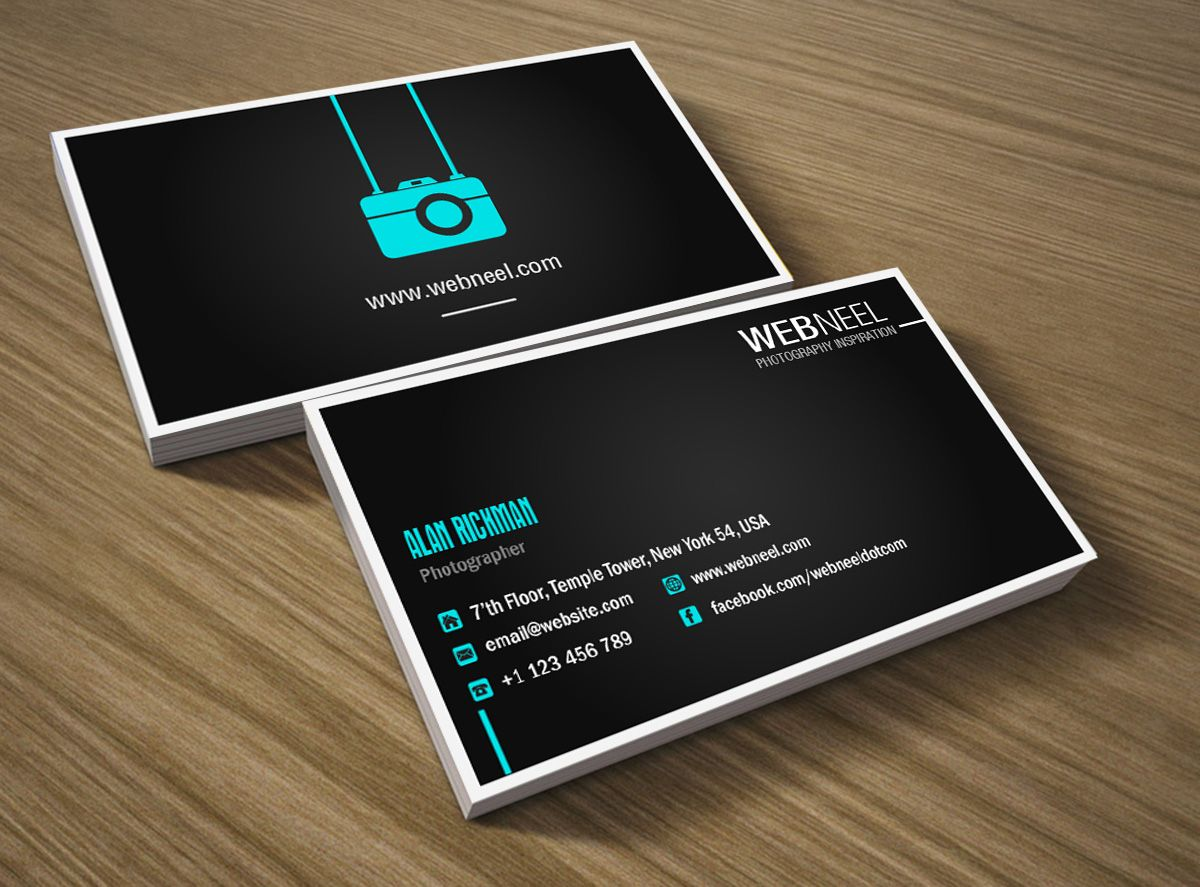 Photography Business Card Design Template 41 Freedownload Photography Business Cards Template Photographer Business Card Template Photographer Business Cards
