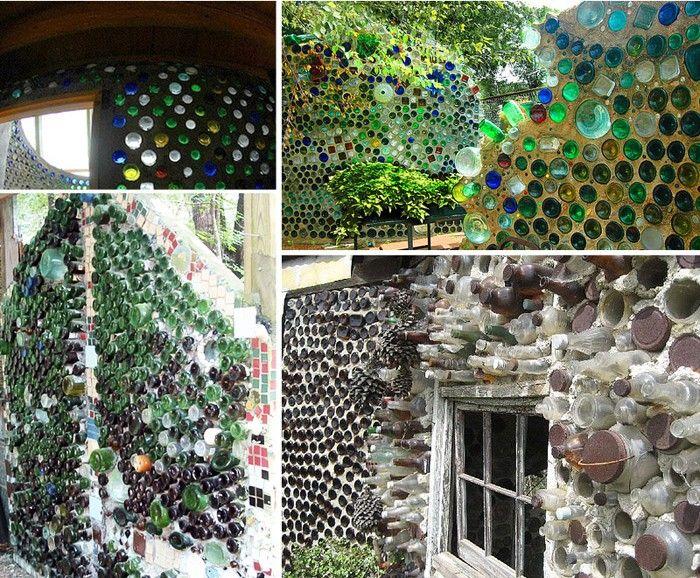 Ausgefallene Gartendeko Selber Machen Upcycling Ideen Diy Deko Garderobe  Selber Machen Backsteine Lichtspiele