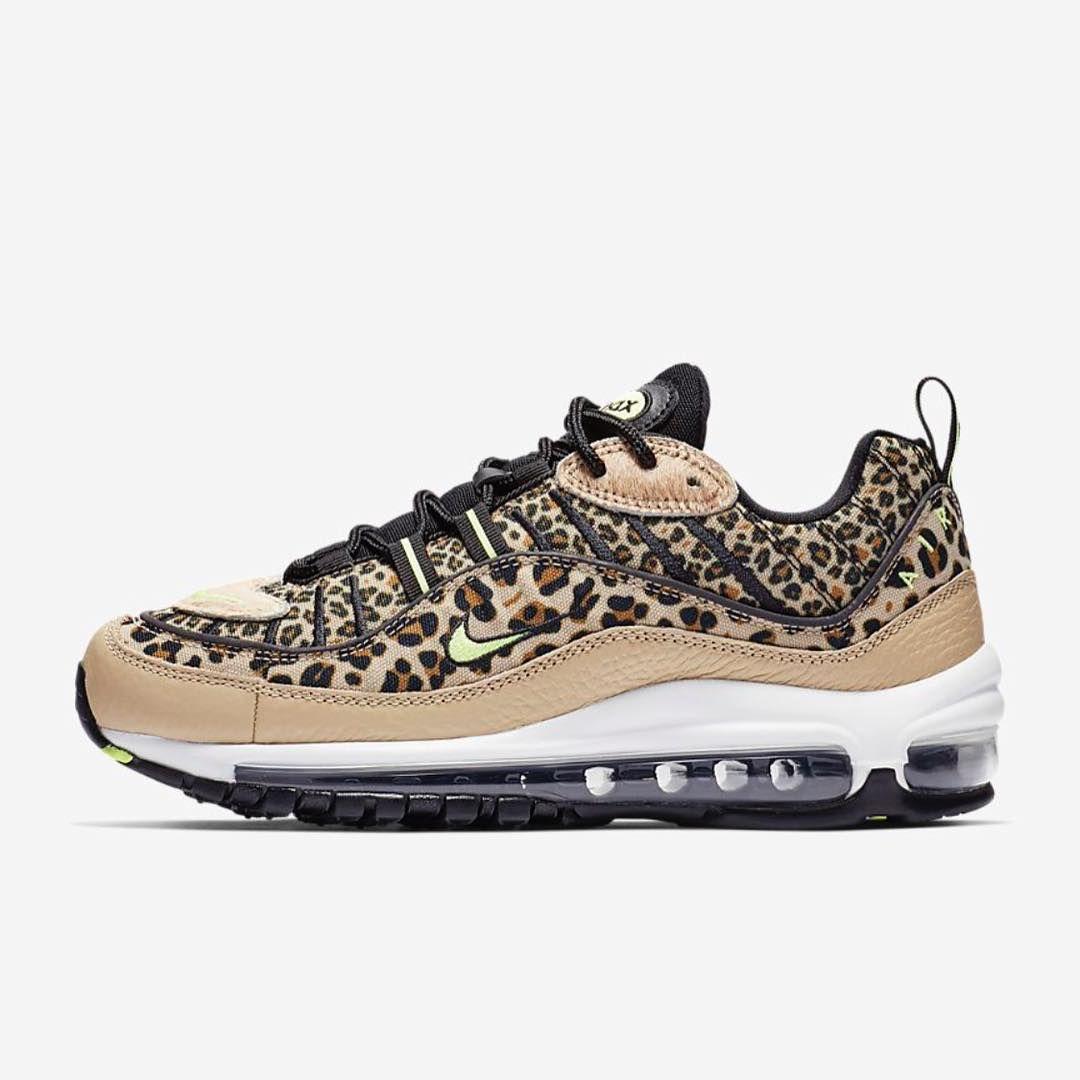 nike air max womens leopard print