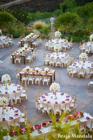 Indian-wedding-table-setting-reception & indian-wedding-table-setting-reception http://maharaniweddings.com ...