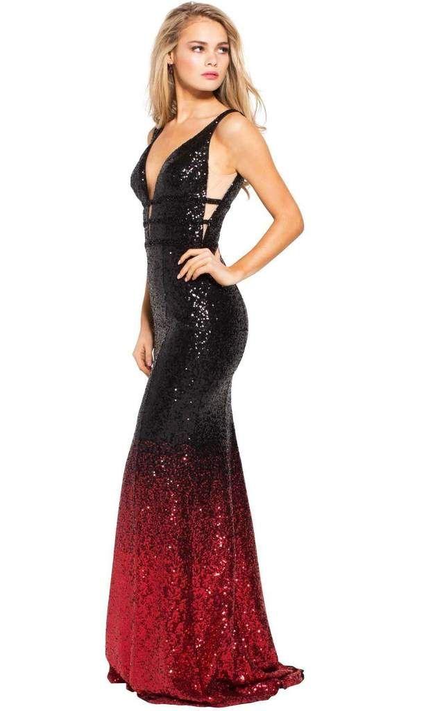 743d12eb02ec Jovani 56015 in 2019 | Wedding dresses | Prom dresses, Sequin prom ...