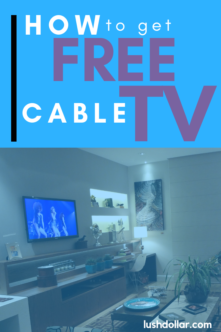 24+ Easy Ways to Get Free Cable TV Legally | Freebies | Free