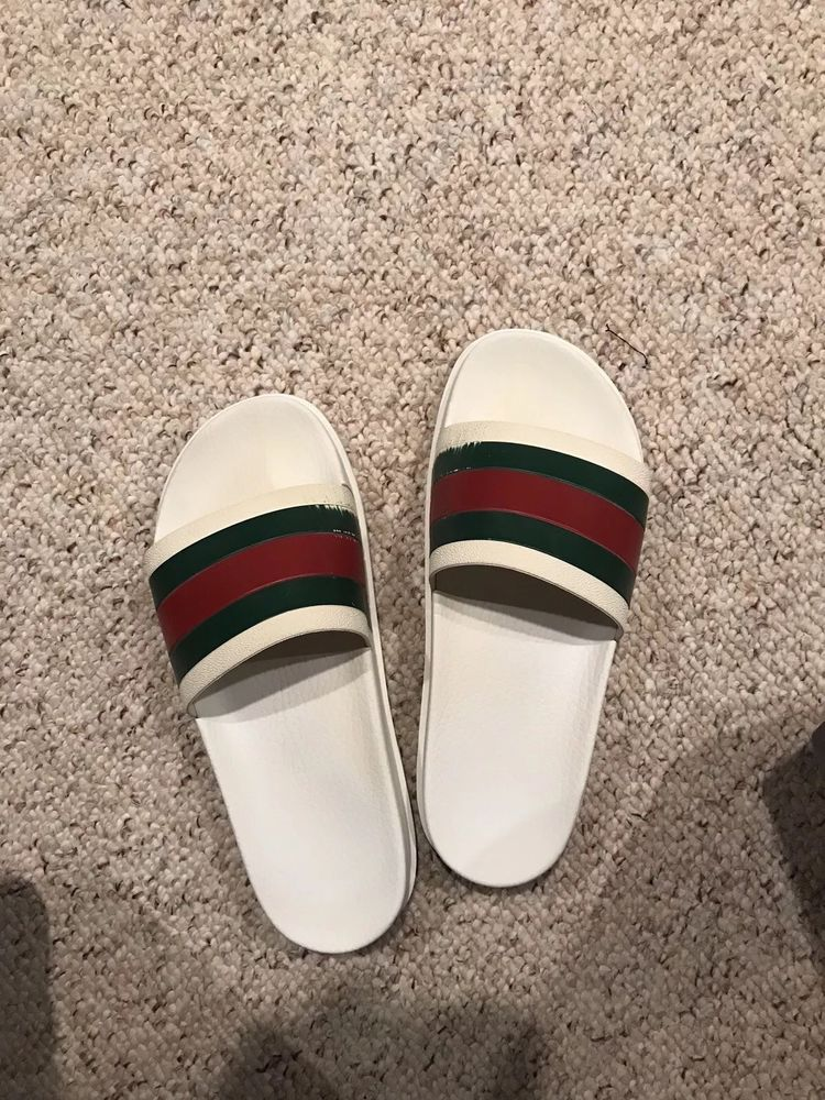 3d1b22eb276 Gucci slippers size 9.5  fashion  clothing  shoes  accessories  mensshoes   slippers (ebay link)