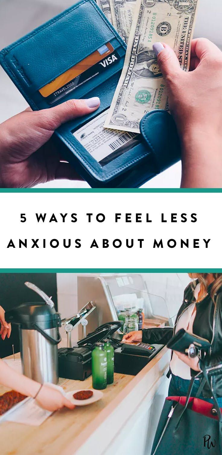 5 Ways to Feel Less Anxious in Under a Minute