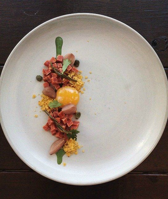 Instagram Chef Plates Junk Food Like A Fancy Meal Gourmet
