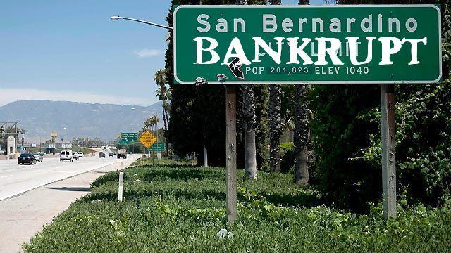 San Bernardino Bankrupt Best Insurance San Bernardino