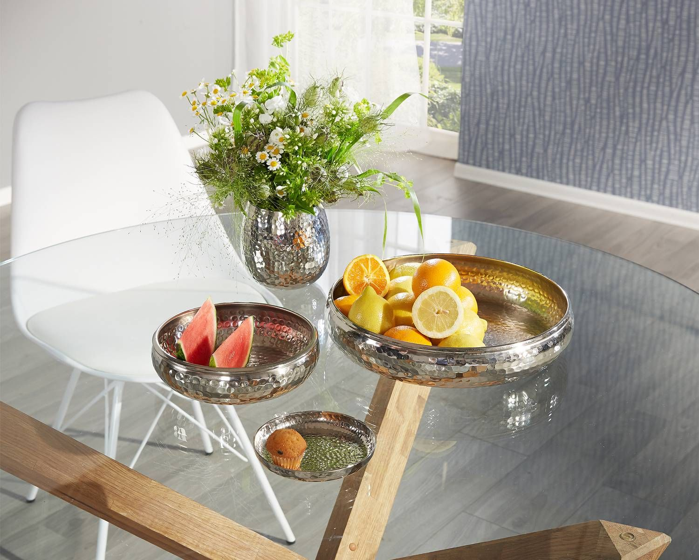 Aluminium Schale Wohnaccessoires Fur Alle Raume Decor Table Decorations Home Decor