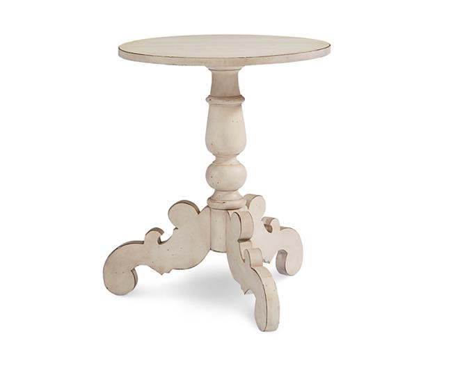 Magnolia Home Tripod End Table   Furniture Row