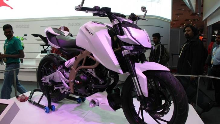 Tvs Draken Concept May Offer Hints Upon The New Smaller Bmw Bikes