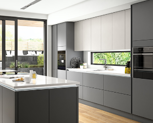 Benchmarx Kitchens Joinery Benchmarx Kitchens Joinery Trade Only Kitchen Specialists Grey Kitchen Interior Grey Kitchen Designs Interior Design Kitchen