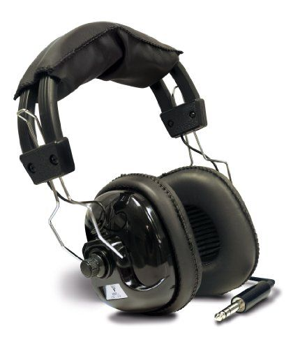 Bounty Hunter HEAD-PL Metal Detector Headphones. #Best Seller in Metal Detector Parts & Accessories